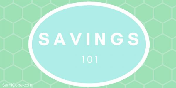 savings 101 sami cone