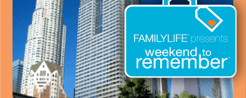 familylife weekend to remember getaway discount registration code