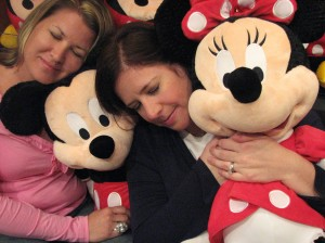 Mickey-Minnie-sleep