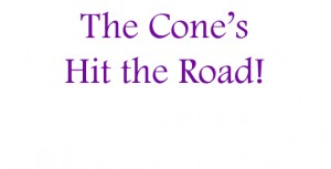 cone road trip banner 300x153 The Cone Family hits the road!
