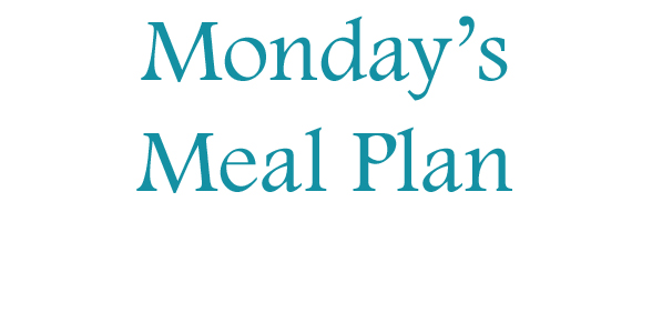 monday-meal-plan