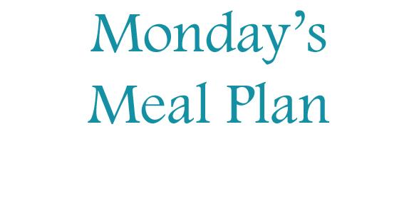 monday-meal-plan