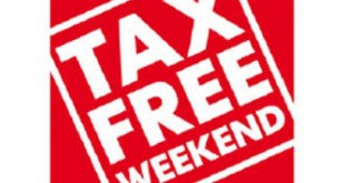 Tax Free Week- Back to School Deals