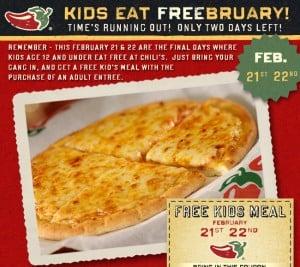 chilis-free-kids-meal