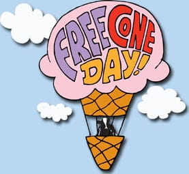 ben-and-jerry-free-cone-day
