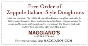 maggianos-coupon-zeppole