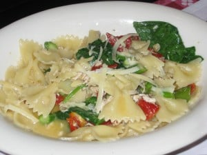 chicken-farfalle
