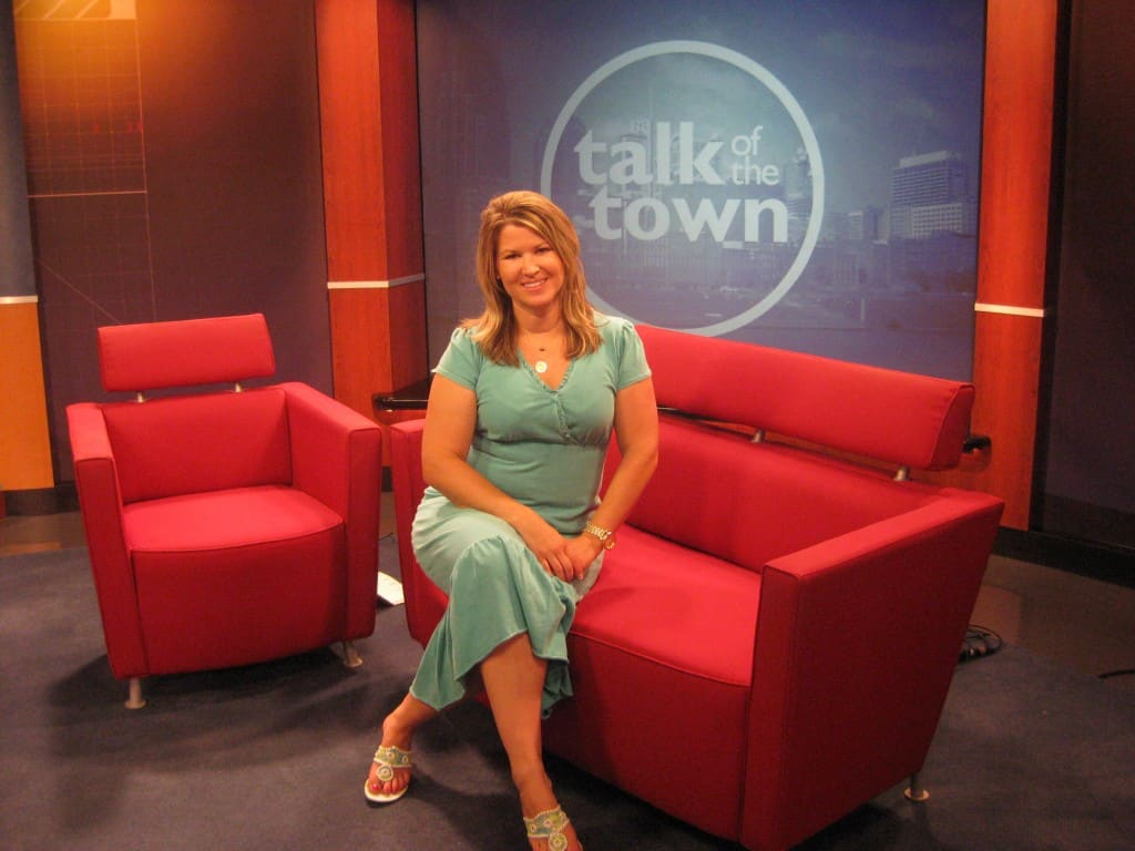 Sami Cone Frugal Mom on Talk of the Town