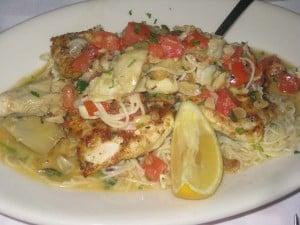 Chicken-Romano