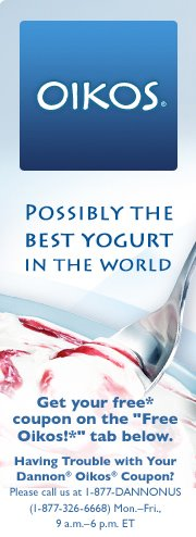 Yogurt story coupons