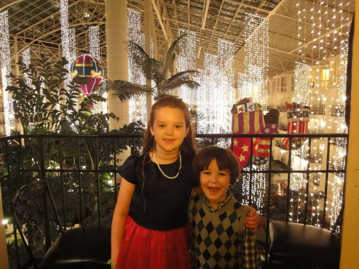 Free Opryland Christmas Lights Ceremony