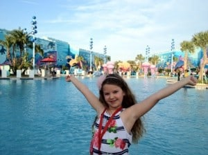 Disney Art of Animation Resort pool