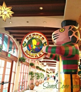 Coronado Springs Pepper Market 264x300 Walt Disney World Coronado Springs Resort Review