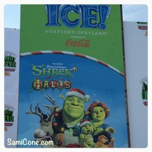 20120718 162553 Gaylord Opryland Country Christmas 2012 Announcement Shrek the Halls
