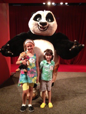 20120801 202108 Kung Fu Panda Academy of Awesomeness at Opryland