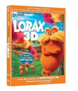 lorax-dvd