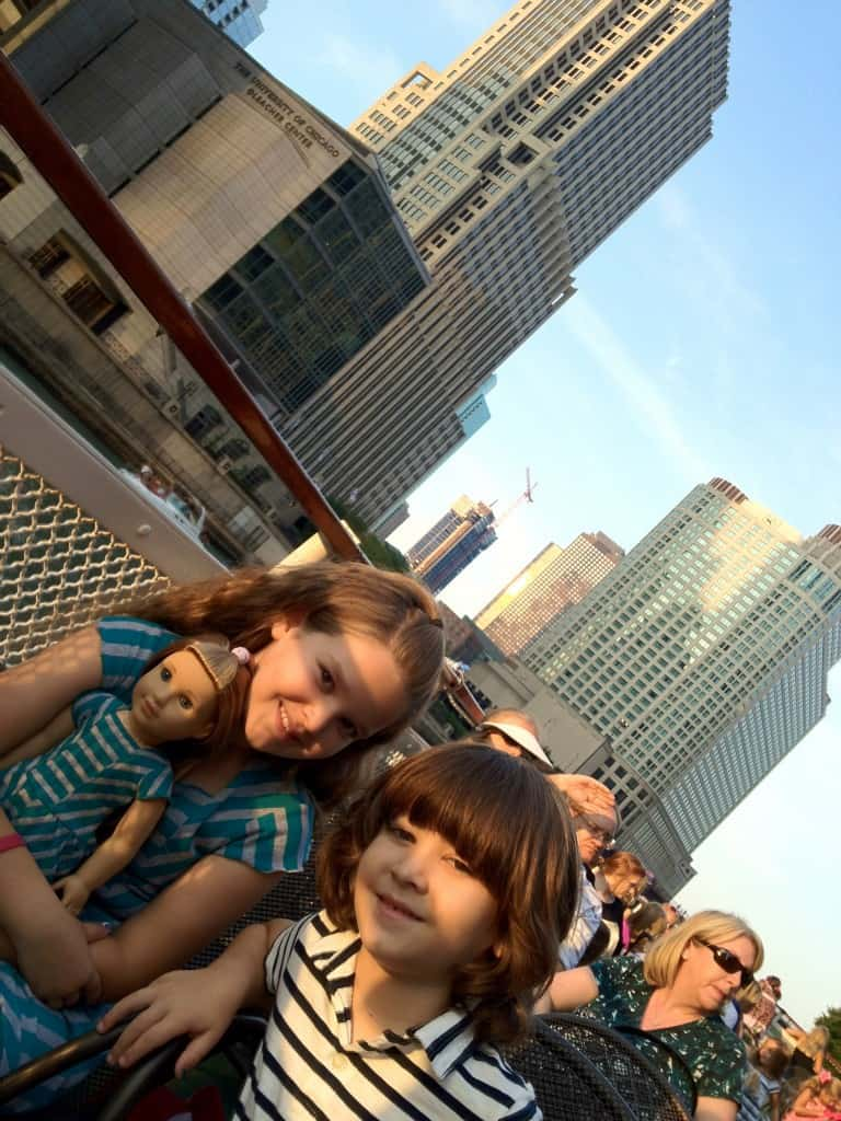 American Girl Chicago River Cruise Amp Cafe Review