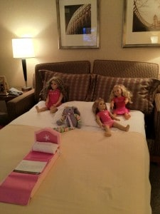 IMG 5425 225x300 American Girl Place Package at Omni Hotel Chicago