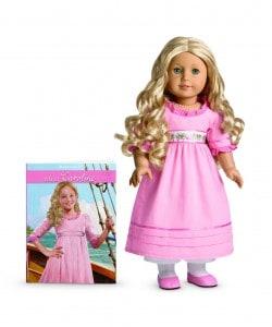 American-girl-Caroline-historical-doll