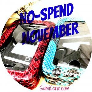 No-Spend-November