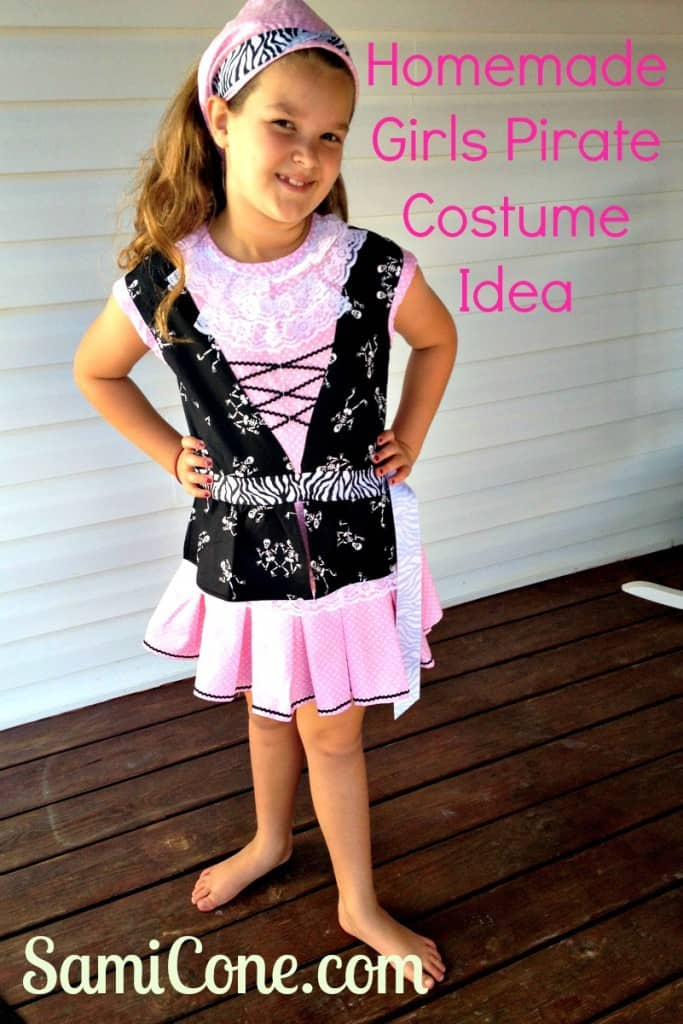 homemade-girls-pirate-costume-idea
