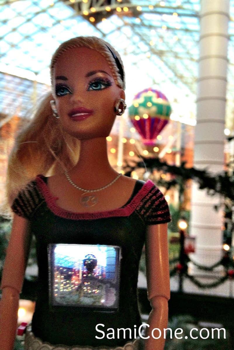 Barbie in Barbie Doll - Shmoop