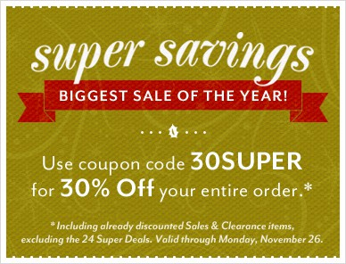 dayspring-super-sale