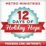 12 days of holiday hope logo