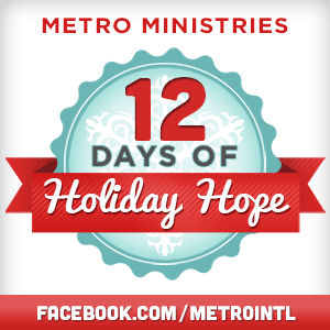 12 days of holiday hope logo
