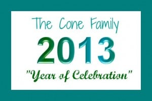 cone family year of celebration 2013 300x199 2013: The Cone Familys Year of Celebration