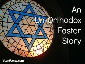 unorthodox easter story An Unorthodox Easter Story : Tommy Nelson March Blog