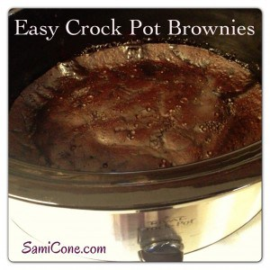 IMG 0201 300x300 Easy Crock Pot Brownie Recipe