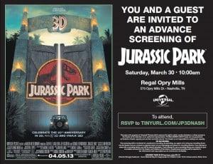 jurassic-park-3D-free-movie-ticket-nashville