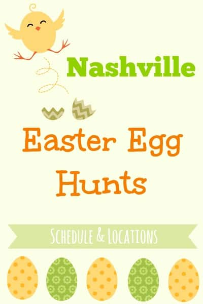 nashville easter egg hunts Nashville Easter Egg Hunts: Red Caboose Park Egg Hunt & more