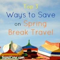 top-ways-to-save-spring-break-travel