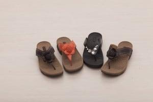 Therafit flip flops