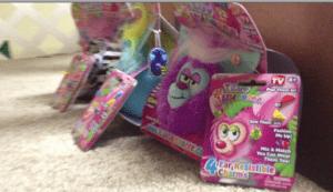 shmoozee toy video