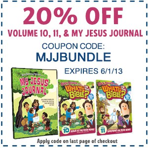 What's in the Bible Memorial Day Sale- 20% off