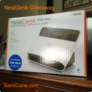 neatdesk scanner giveaway 300x300 Summer Memory Books for Kids {A NeatDesk Scanner Giveaway}
