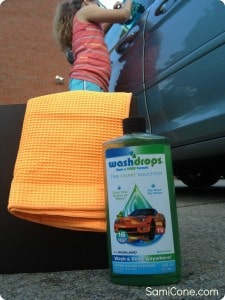 washdrops car wash green cleaning