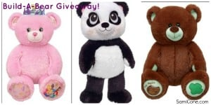 build a bear princess bear panda girl scout bear