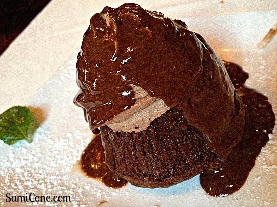 miltons cuisine alpharetta dessert chocolate cake