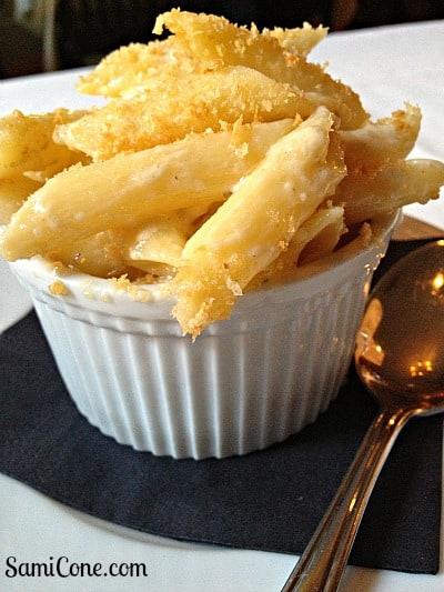 miltons cuisine alpharetta mac and cheese blue