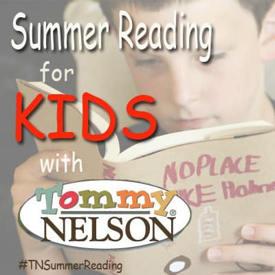 tommy nelson twitter party summer reading
