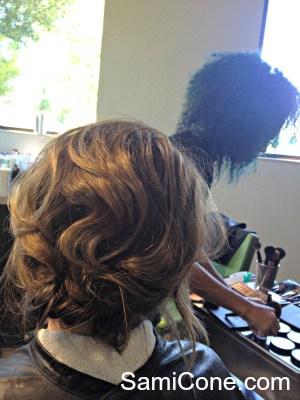 Paul Mitchell School Sami Cone Hair