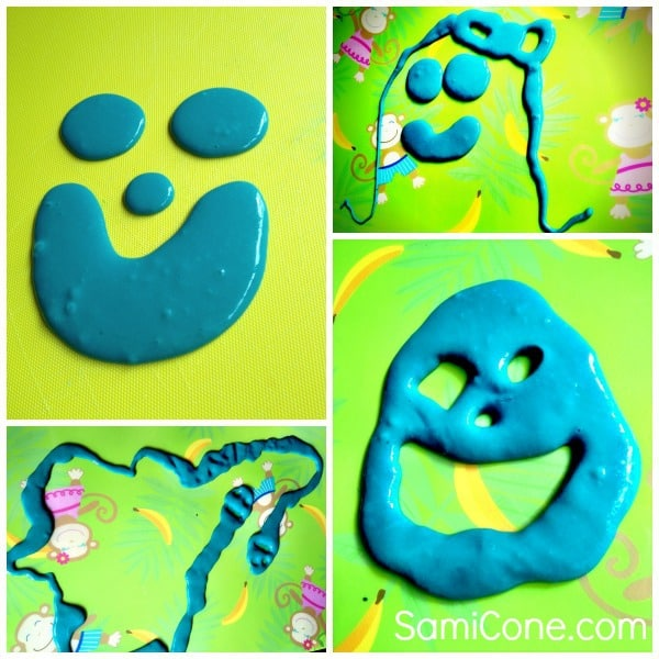 how to make goo kids collage