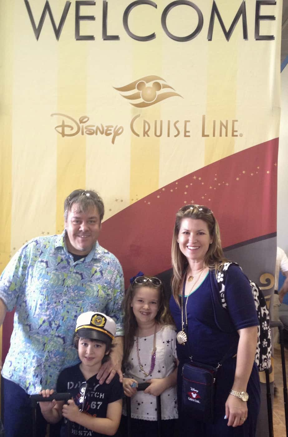 what do do before leaving disney cruise line