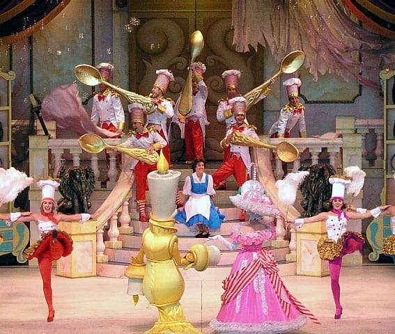 Beauty and the Beast LIVE on Stage: Nashville TPAC Review | SamiCone.com