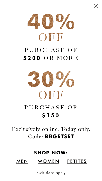 Banana Republic Promo Code December 2015