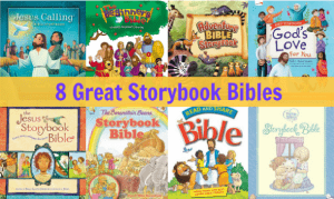 Best storybook bibles faithgateway video
